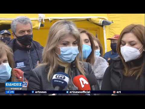 Θεσσαλία | Δύσκολες ώρες για τους κατοίκους μετά τους σεισμούς | 07/03/2021 | ΕΡΤ