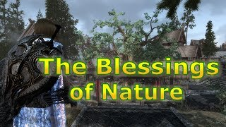 The Blessings of Nature