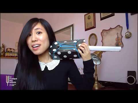 BRICOLAGE - Mon violon en carton Han Jou Ku