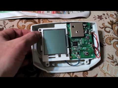 ремонт автоматического тонометра AND