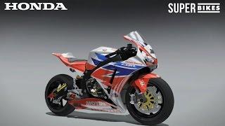 Honda CBR 1000RR Honda Racing 2015 - RIDE 2 - Test Ride Gameplay (HD) [1080p60FPS]