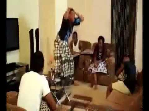FUNNIEST African morning prayer W/Sub (humour) ALFA SULE