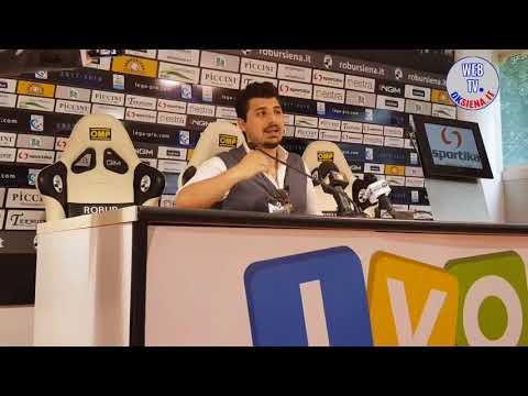 Robur Siena-Piacenza 0-2: Anna Durio, Trani, Mignani, Neglia