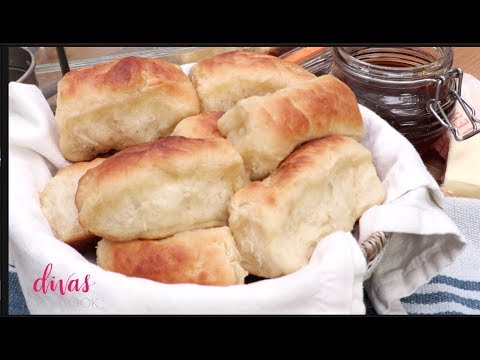 Soft n Buttery Homemade Yeast Rolls (So easy!)