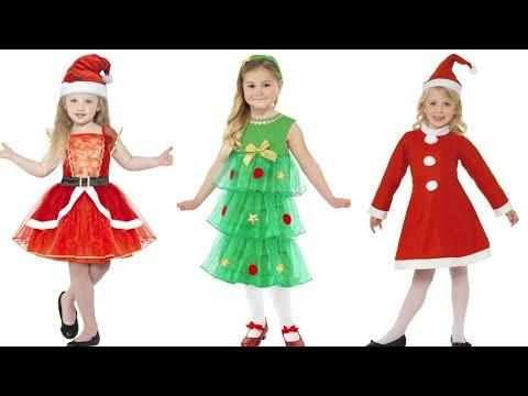 VESTIDOS NAVIDEÑOS PARA NIÑAS ♥ #Moda #Fashion #Vestidos #Niñas