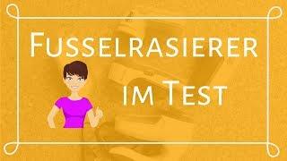 Fusselrasierer IM TEST