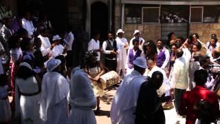 Eritrean Wedding In Tel Aviv