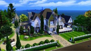 The Sims 4 || Speed Build || Juniper Rise