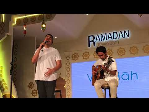 TULUS - MONOKROM ACOUSTIC VERSION (LIVE At Ramadan Runaway 100618)