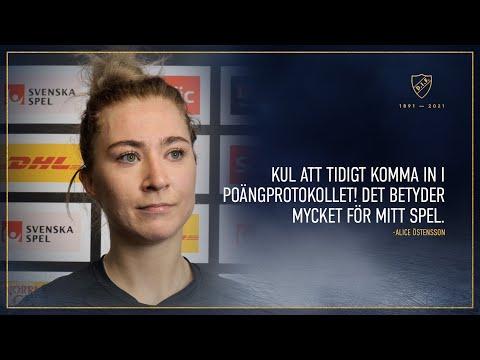 Youtube: Alice Östensson: