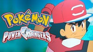 Pokémon x Power Rangers Parody Opening