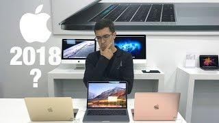 Какой MacBook выбрать в 2018