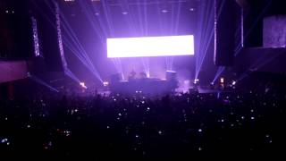 USTMTV - Above & Beyond - Alchemy (club mix) - Roseland Ballroom NYC