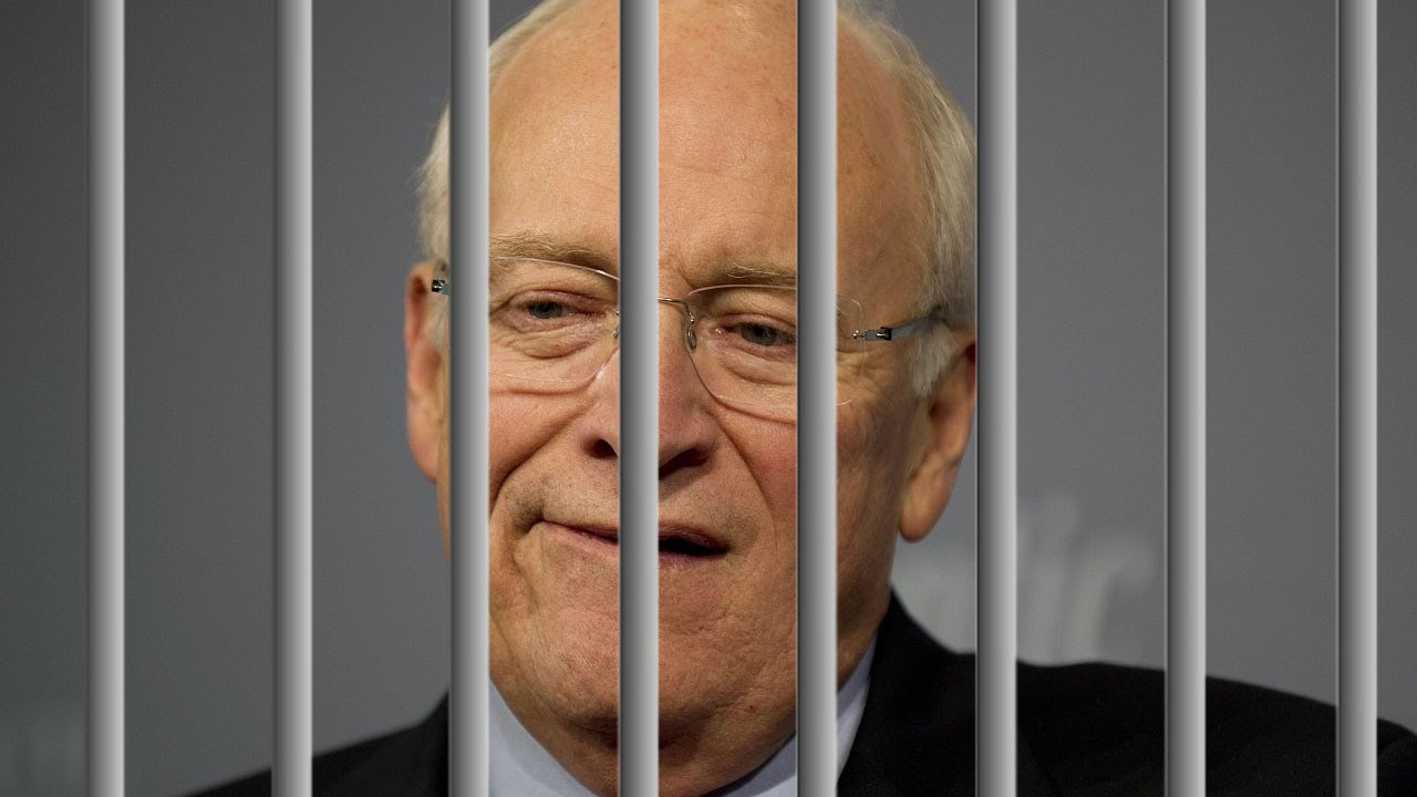 Dick Cheney Going To Jail? thumbnail