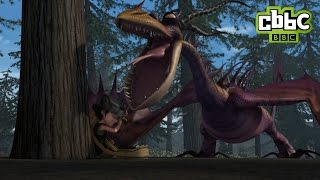 CBBC: Dragons Defenders of Berk - Trouble for the new arrival!