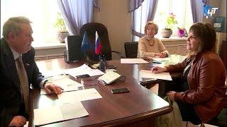 Александр Коровников провел прием граждан по личным вопросам