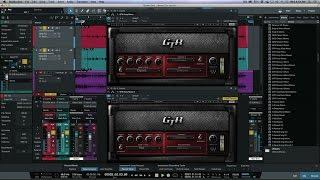 Waves GTR3 Presets + Valhalla Shimmers + RC24 + Guitar Rig 5