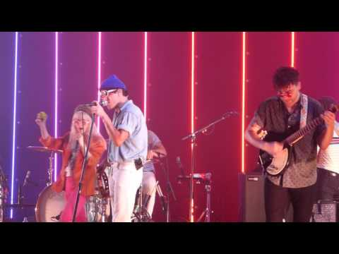 Paramore - Scooby's in the Back (HalfNoise cover by Zac Farro) @ Palladium Köln - 24/06/2017