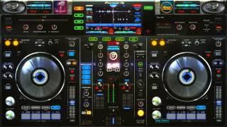 Mezclando Reggaeton 2016-2017 | DJ JotaFlow (en Dj Virtual 8)