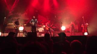 """""""Country Blues"""" (Doc Watson cover) - The Avett Brothers - Columbia, MO - 9/27/14"""