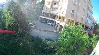 Afternoon #FPV Flight Between Two Buildings