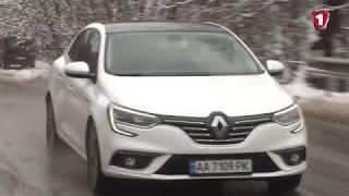 Номінант: Renault Megane Sedan | Пробег 3