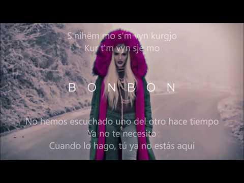 Era Istrefi - Bonbon (lyrics - sub español)