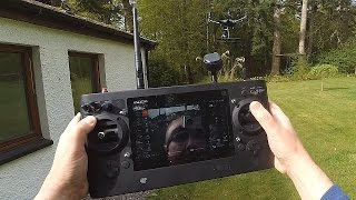 Yuneec Typhoon H Full Obstacle Avoidance Test Review