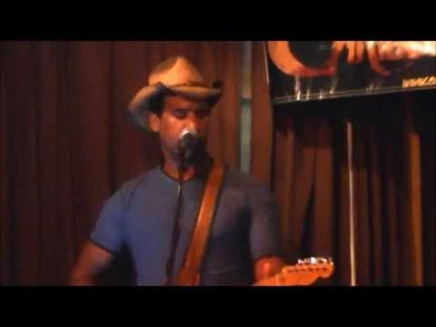 Randy Travis Look Heart No Hands performed  by Julian Riviere/Caribbean Cowboy