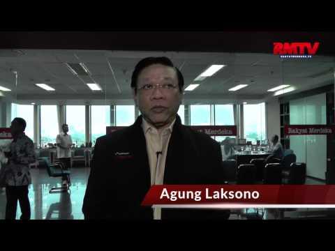 Agung Laksono Dukung Reshuffle Tanpa Minta Jatah