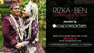 Islamic Wedding Ceremony of Rizka & Ben [Cinematic Wedding Trailer] @Sambi Resort Kaliurang - Jogja