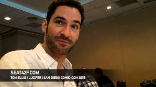 SDCC - Tom Ellis