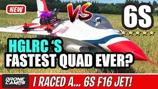 HGLRC'S FASTEST QUAD EVER? - WIND 5 6S FPV Race Quad - Full Review