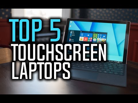 Best Touchscreen Laptops in 2018 - Which Is The Best Touchscreen Laptop?