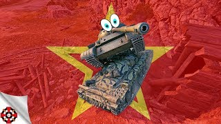World of Tanks - Funny Moments | MADE IN USSR! #3