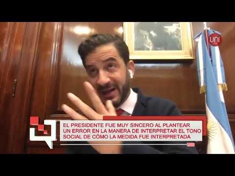 Mano a mano con Matías Tombolini, vicepresidente del Banco Nación - PENSAMIENTO CRÍTICO 16/07/2020