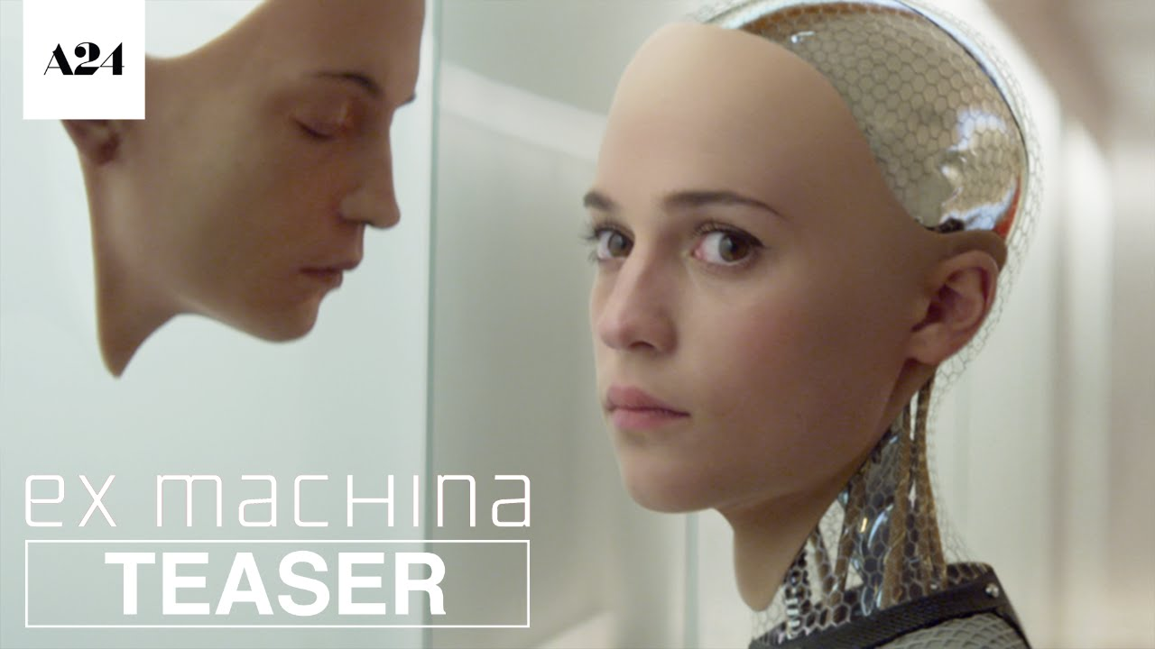 Movie Trailer:  Ex Machina (2015)