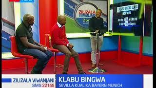 Zilizala Viwanjani: Mchuano wa Juventus na RealMadrid wa Klabu Bingwa