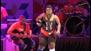 Nashanda Charles ( Shanda) Calypso Monarch Performance ( 2017 Carriacou Carnival)