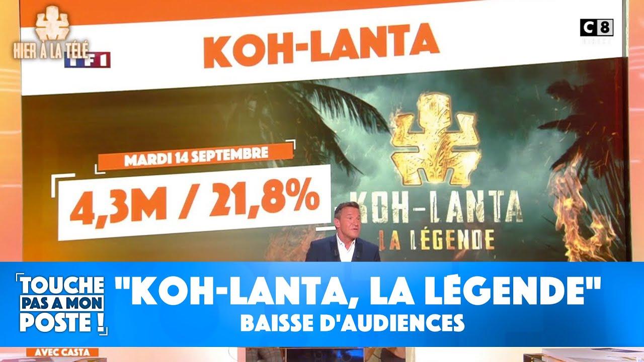 """Baisse d'audiences de """"Koh-Lanta, la légende"""" : TF1 sabote-t-elle l'émission ?"""