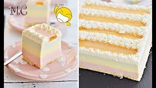"""Ciasto """"Rajska Pianka"""" – Ciasto Urodzinowe – Mała Cukierenka"""