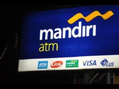 Limit harian Transfer ATM Mandiri