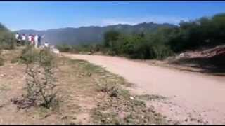 preview picture of video 'Elpirata Rallyshow. Rally Chamical. 12 de mayo de 2012'