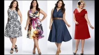 Современная мода демократична. Магазин одежды для полных женщин.