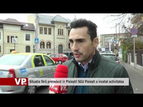 Situație fără precedent în Ploiești! SGU Ploiești a încetat activitatea