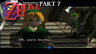 He's Leaving Home [TLoZ: Ocarina of Time Part 7]
