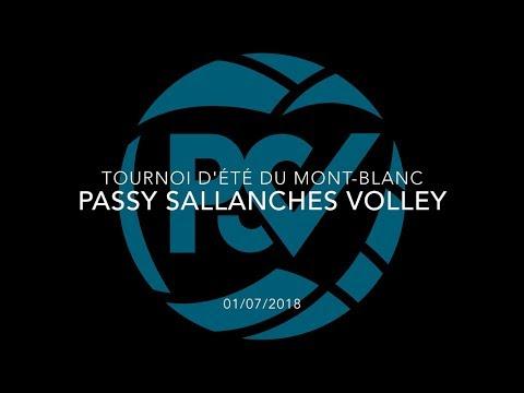 PASSY SALLANCHES VOLLEY | Tournoi d'été du Mont-Blanc (01/07/2018)