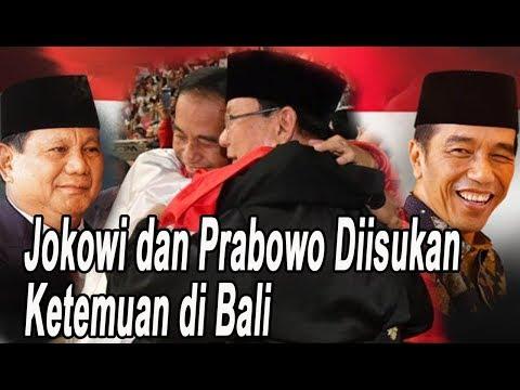 Jokowi dan Prabowo Diisukan Ketemuan di Bali