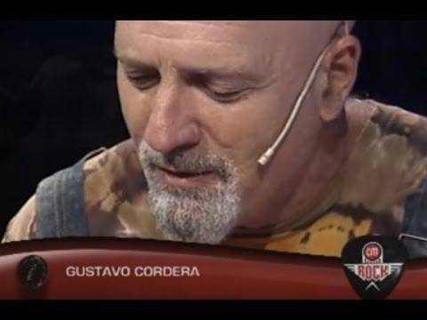 Gustavo Cordera video Agua de rio - CM Rock - Acústico 2014