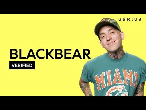 """blackbear """"hot girl bummer"""" Official Lyrics & Meaning   Verified"""